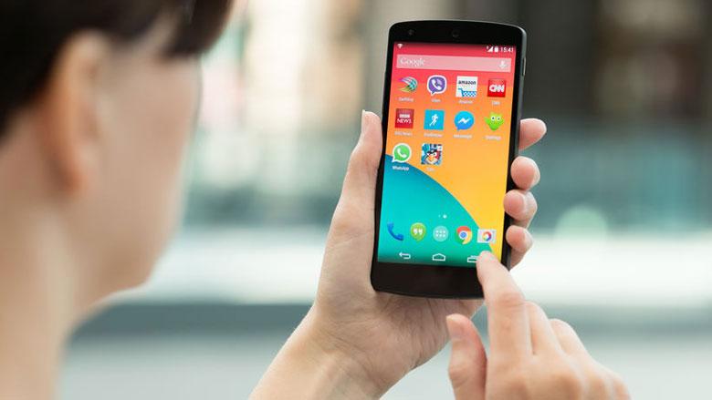 Android-smartphones onveiliger door te weinig updates