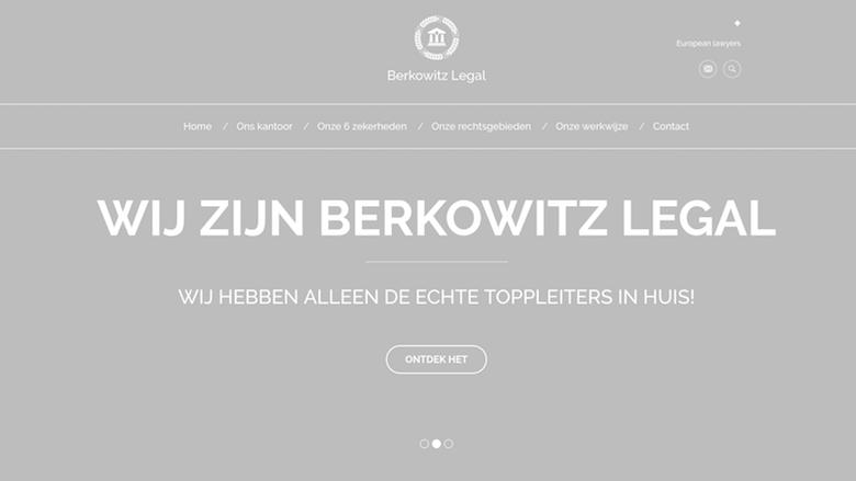 Aanmaning van 'Berkowitz Advocaten' is nep