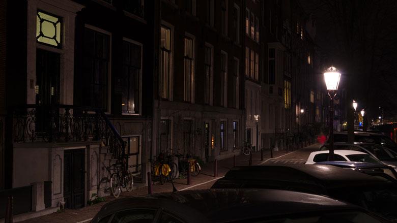 25 procent Nederlanders houdt deur 's avonds dicht