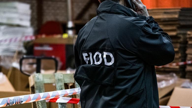 FIOD doet inval om verdenking witwassen
