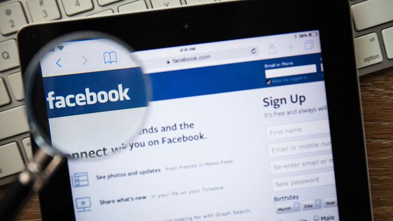 Facebook voor de rechter gesleept om privacylek