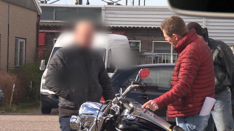Afbeeldingsresultaat voor Harley fraude