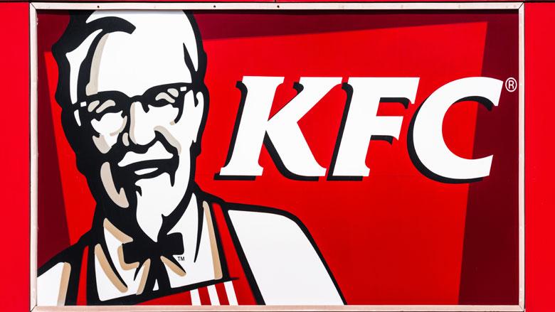 Fraudeur at jaar lang gratis bij Kentucky Fried Chicken