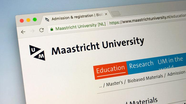 Universiteit Maastricht doet aangifte van cyberaanval