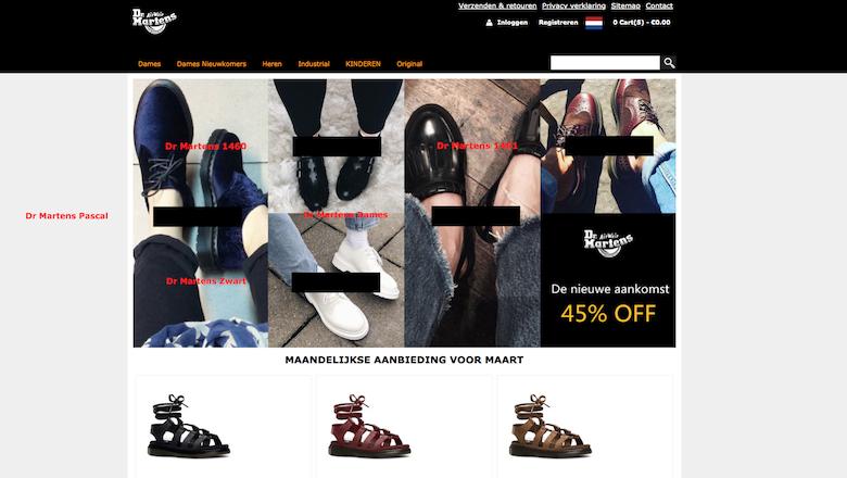 Politie waarschuwt voor webshop 'ahbelike.nl'