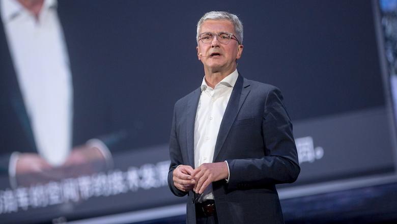 Ex-topman Audi aangeklaagd in sjoemeldieselzaak