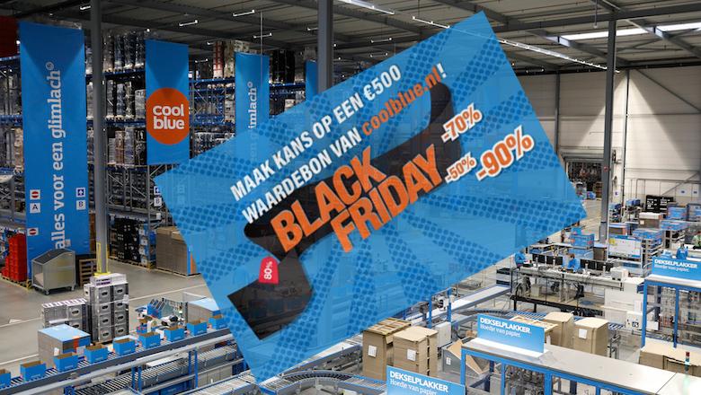 Black Friday-winactie uit naam van 'CoolBlue' is misleidend