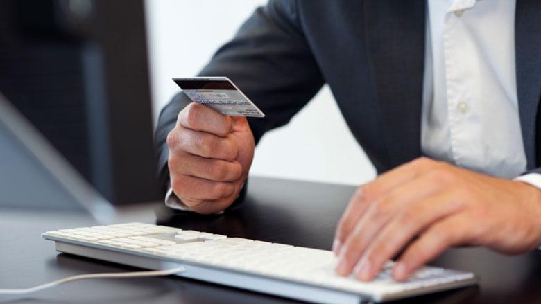 ICS-klant gaat inloggen met wachtwoord en sms-code