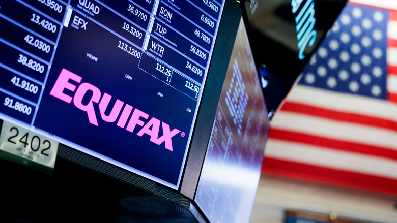 Equifax schikt megahack voor 700 miljoen dollar