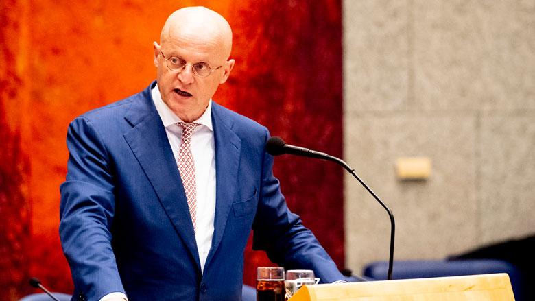 Minister Grapperhaus stuurt advies 5G naar Tweede Kamer