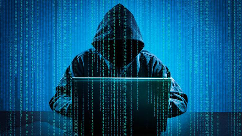 Hackers hebben ingebroken bij grote firma's