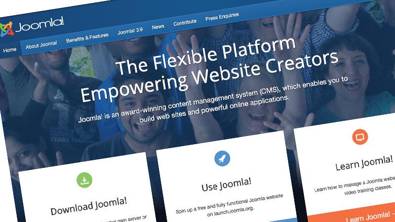 Lek in websiteprogramma Joomla!: gegevens 2700 gebruikers waren in te zien
