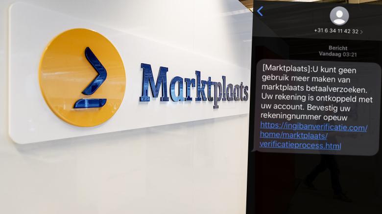 Klanten van grote banken zijn doelwit van Marktplaats-oplichters