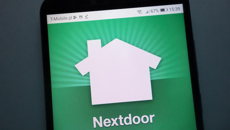 Landelijke signalering misleidende uitnodigingsbrief voor buurtapp Nextdoor