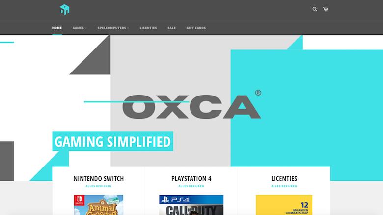 Politie: 'Oxca.nl is een malafide webshop'