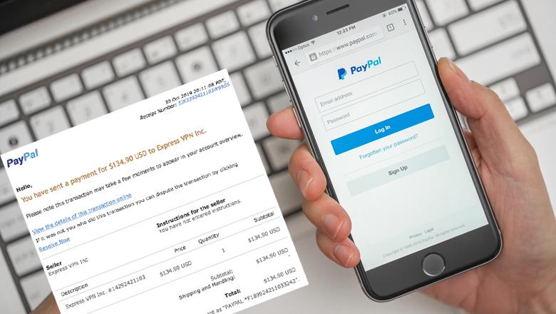Gebruik je PayPal? Let dan op