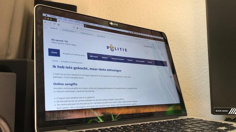 Malafide webshops van oplichters soms maandenlang online: 'Wij pleiten voor een digitale ME'