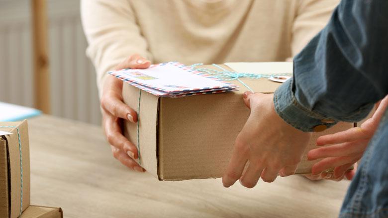 Post en pakketten