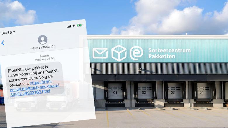 Achter verzendbevestigingen van 'PostNL' schuilt gevaarlijke phishing
