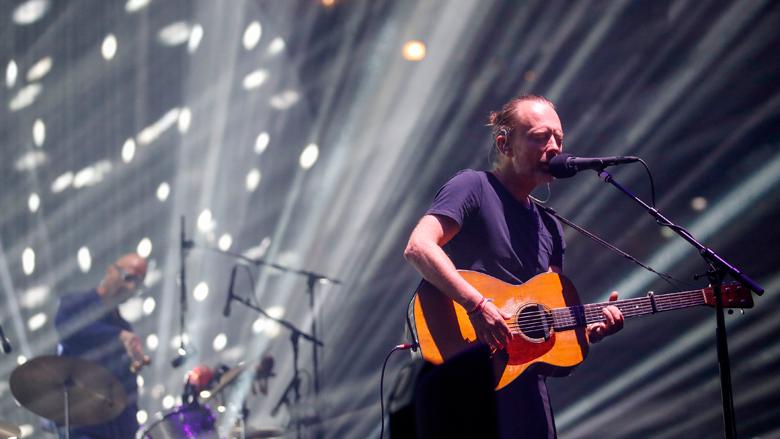 Oude opnames Radiohead gestolen, band reageert met speciale actie