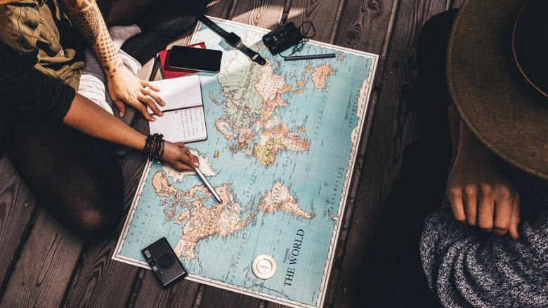 Oplichting bij het boeken van een reis