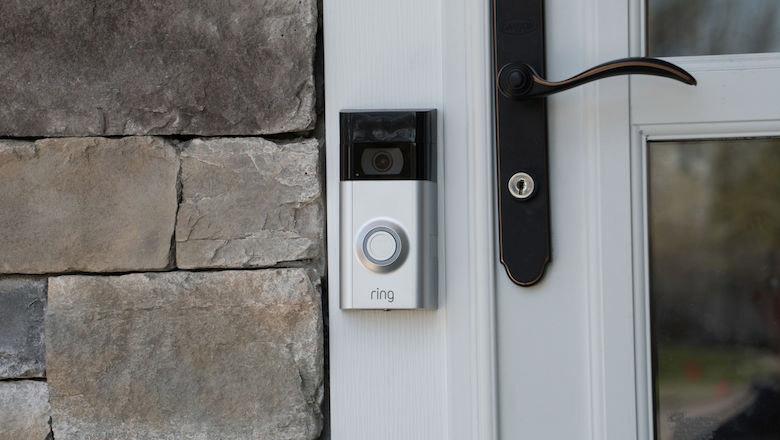 De slimme deurbel Ring stuurt jouw data naar adverteerders