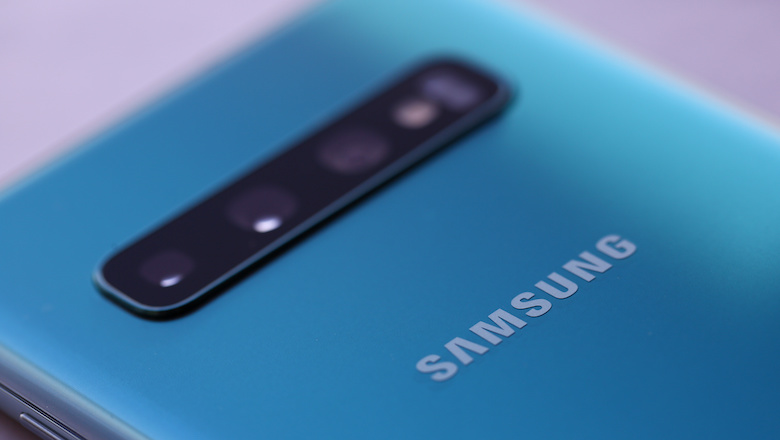 Samsung: 'Wis vingerafdrukken van Galaxy-telefoons'