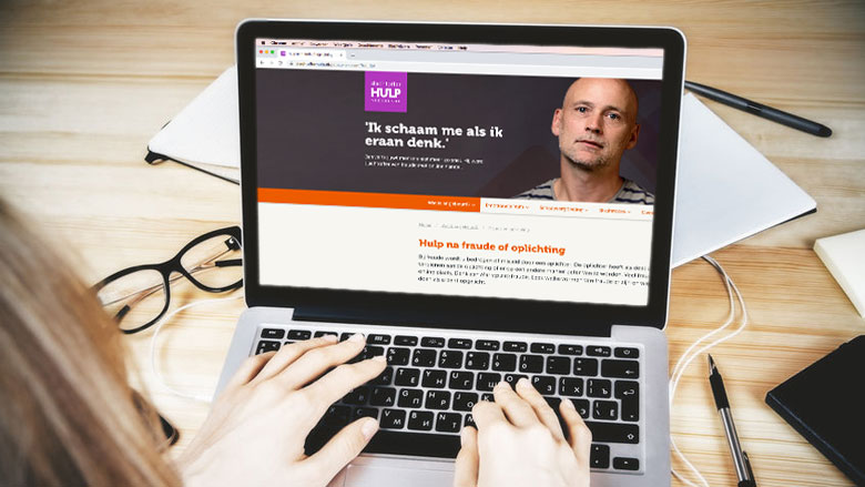 Slachtofferhulp start campagne over internetfraude