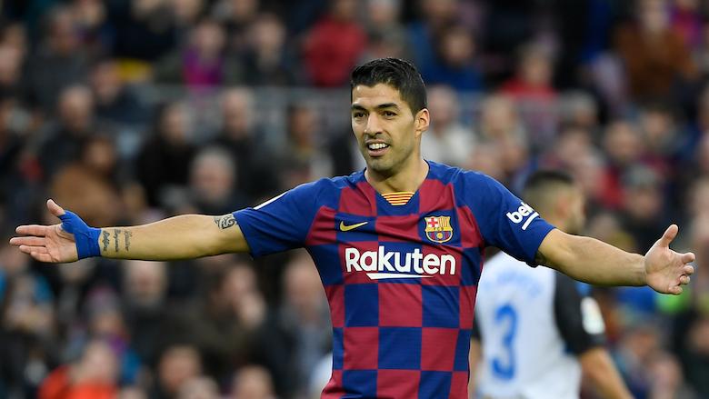 Voetballer Luis Suárez verdacht van oplichting met Italiaanse taaltest