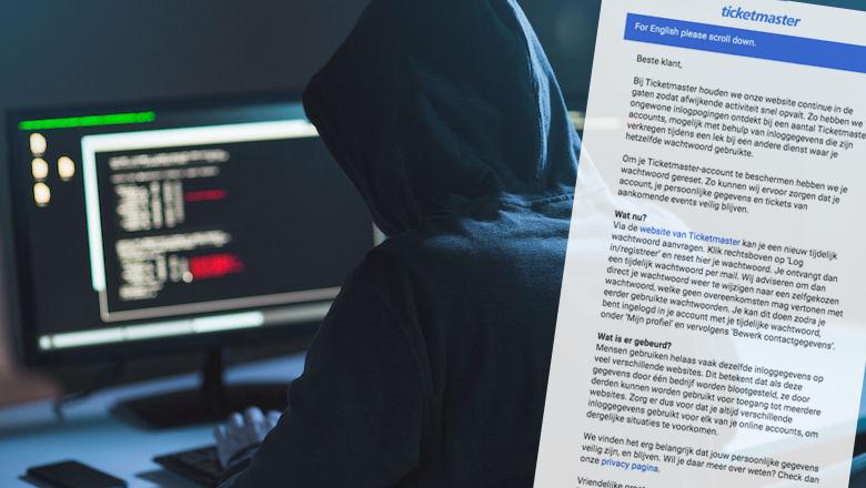 Ticketmaster reset uit voorzorg alle wachtwoorden na datalek