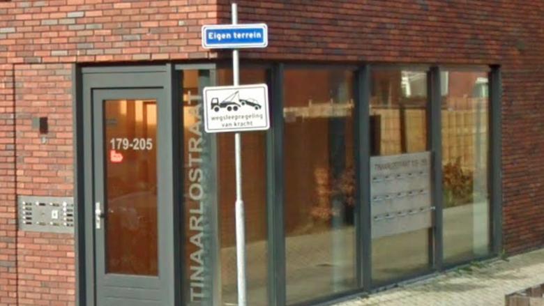 Tinaarlostraat, Den Haag