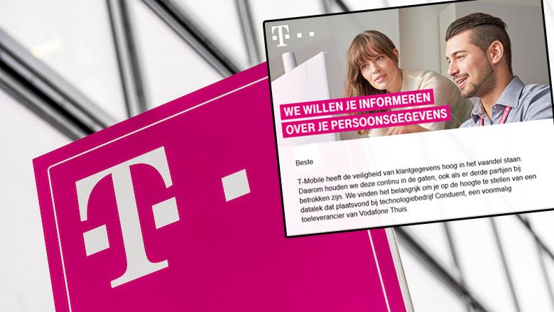 Datalek bij T-Mobile: rekeningnummers, e-mailadressen en andere klantgegevens buitgemaakt door hackers