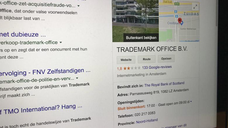Trademark Office treft betalingsregeling in faillissementsaanvraag