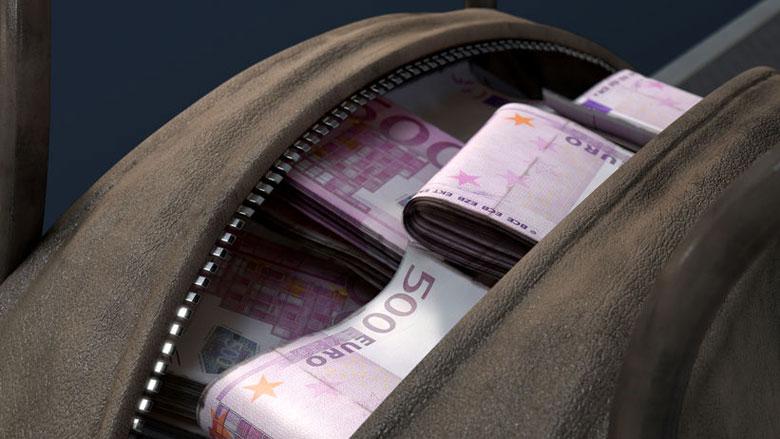 Verdachte transacties lopen op tot bijna 10 miljard