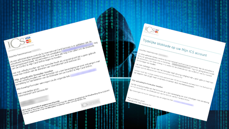 Pas op voor valse mails uit naam van ICS