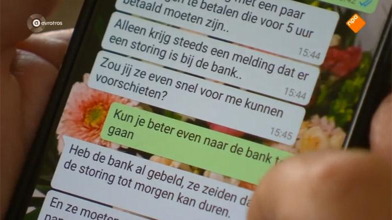 'Contactgegevens van vijftigplussers verkocht voor WhatsApp-fraude'