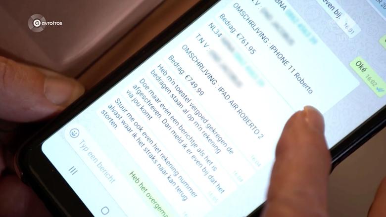 Politie: 'WhatsApp-fraude groeit explosief, honderd aangiftes per dag'