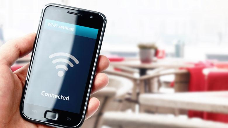 Onbeveiligde wifi
