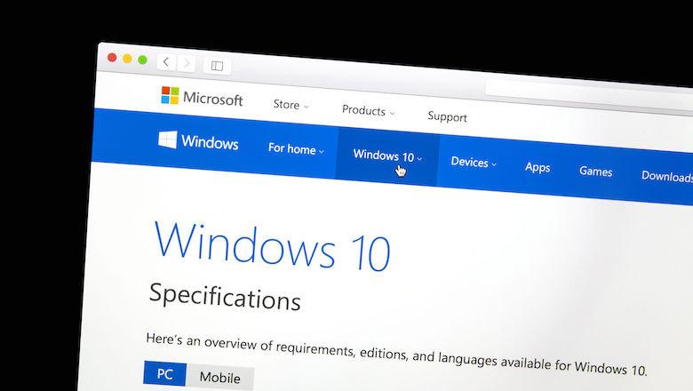 Ernstig beveiligingslek in Windows 10: updaten wordt aanbevolen