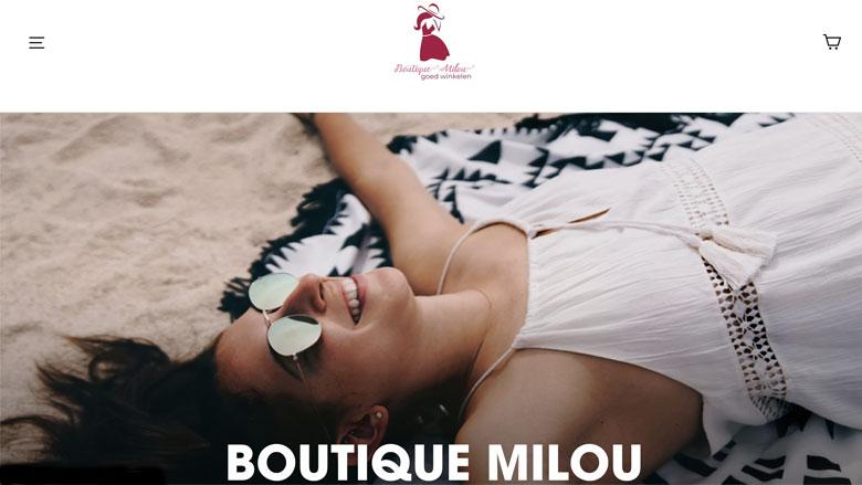 'Malafide website boutique-milou.nl'