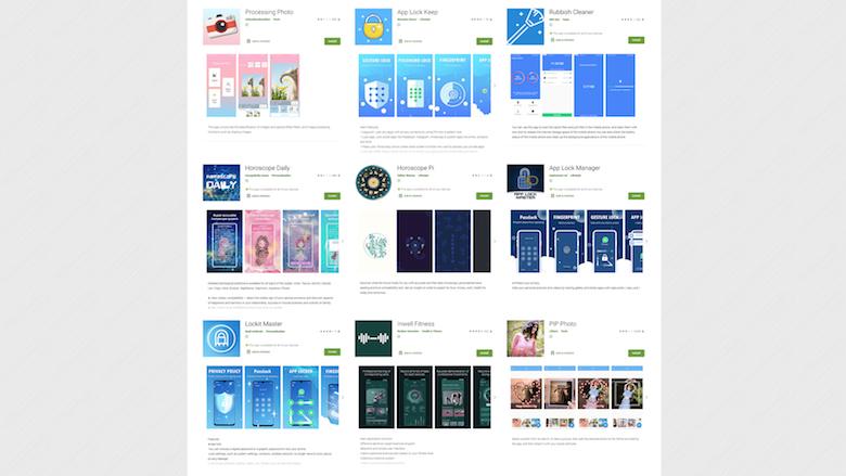 Deze Android-apps in de Google Play Store bevatten malware die Facebook-wachtwoorden kan stelen