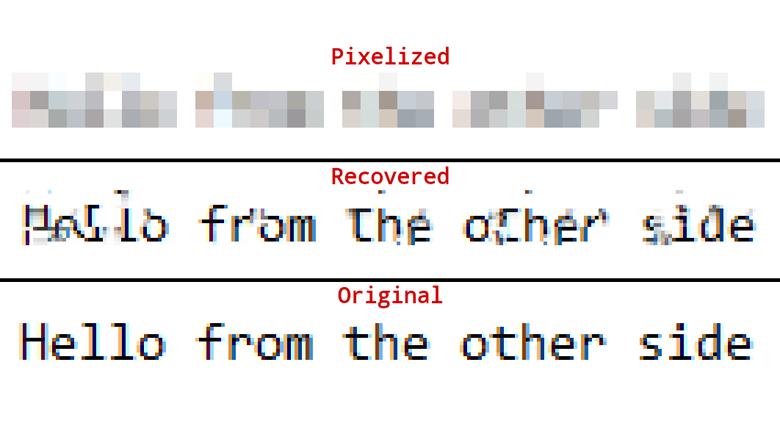 Zo wordt onleesbare tekst toch leesbaar gemaakt