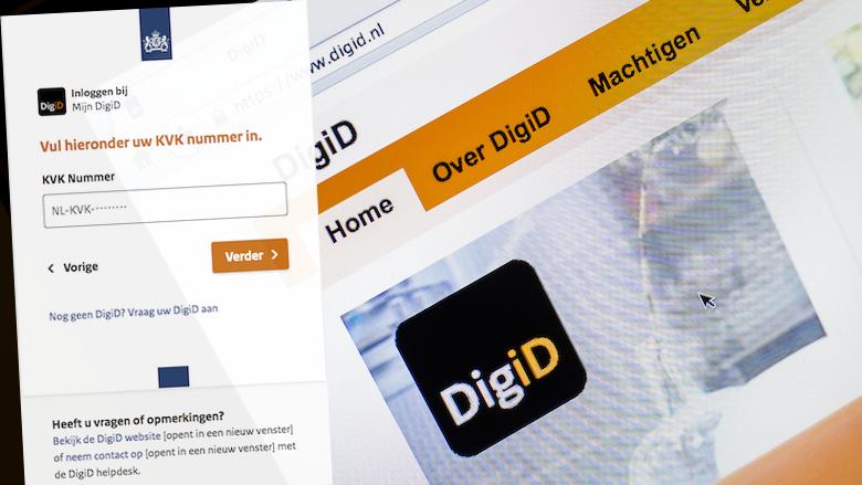 Sms namens DigiD en de KvK is phishing: 'Uw KvK-registratie komt te vervallen, verifieer uw identiteit'
