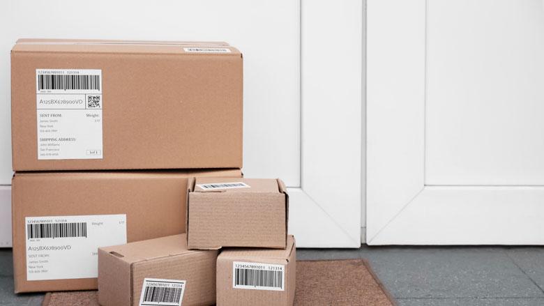 Man veroordeeld voor pakketjesfraude