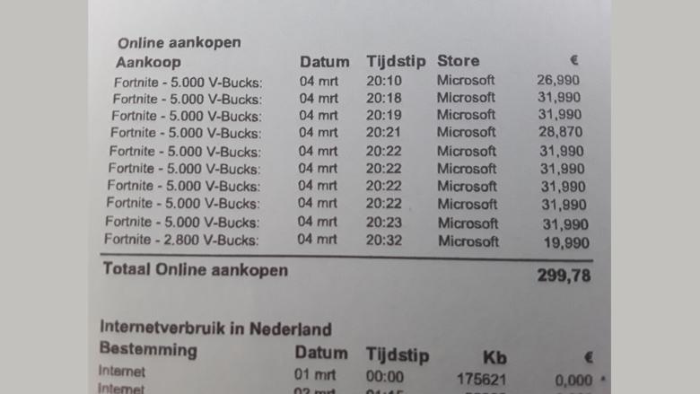 Eén gedupeerde werd voor bijna 300 euro bestolen