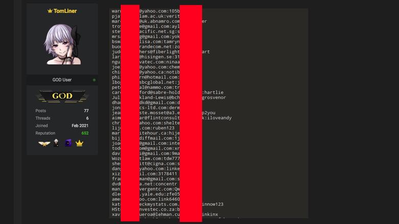 LinkedIn-wachtwoorden én mailadressen aangeboden op hackersforum