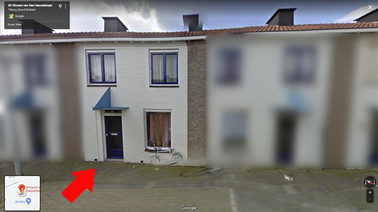 'Euro Card Company' in Tilburg, tuurlijk...